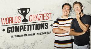 World's Craziest Competitions – Bild: ProSieben Maxx/Benedikt Müller