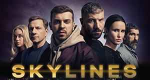 Skylines – Bild: Netflix