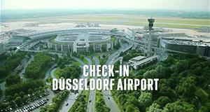 Check-in Düsseldorf Airport – Bild: Spiegel TV Wissen/Screenshot