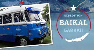 Expedition Baikal – Bild: rbb/Thomas Ernst