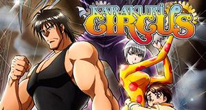 Karakuri Circus – Bild: Kazuhiro Fujita, Shogakukan / Twin Engine Inc.