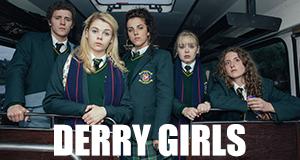 Derry Girls Fernsehseriende