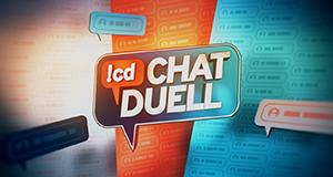 Chat Duell – Bild: Rocket Beans TV