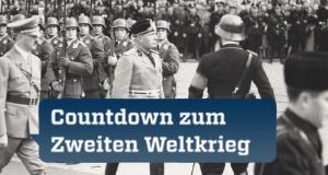 Countdown zum Zweiten Weltkrieg – Bild: ZDF/Spiegel TV