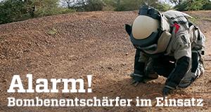 Alarm! Bombenentschärfer im Einsatz – Bild: ZDF/909 productions