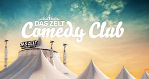Das Zelt – Comedy Club – Bild: SRF