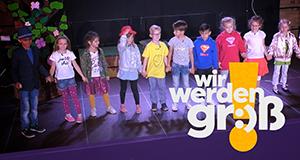 Wir werden groß! – Bild: TVNOW