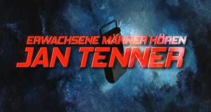 Erwachsene Männer hören Jan Tenner – Bild: Rocket Beans TV