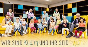 Wir sind klein und ihr seid alt – Bild: MG RTL D / Bernd-Michael Maurer