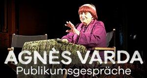 Agnès Varda – Publikumsgespräche – Bild: arte/Cine Tamaris