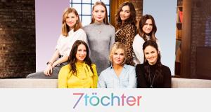 7 Töchter – Bild: TVNOW / Marina Rosa Weigl