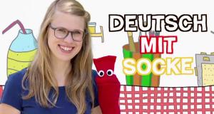 Deutsch mit Socke – Bild: WDR