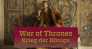 War of Thrones - Krieg der Könige – Bild: ZDF/France Télévision Distribution