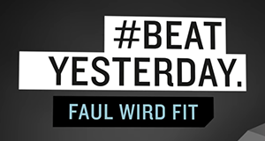 #BeatYesterday - Faul wird fit – Bild: Rocket Beans TV/Screenshot