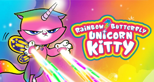 Regenbogen Schmetterling Einhorn Kitty – Bild: Funrise / Nickelodeon