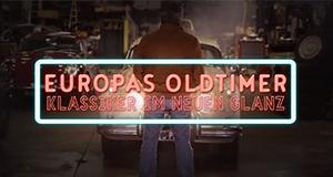 Europas Oldtimer – Klassiker im neuen Glanz – Bild: kabel eins Doku