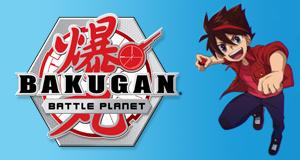 Bakugan: Battle Planet – Bild: TMS Entertainment