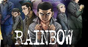 Rainbow: Die Sieben von Zelle Sechs – Bild: Madhouse