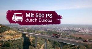 Mit 500 PS durch Europa – Bild: ZDF