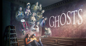 Ghosts – Bild: BBC one