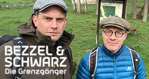Bezzel & Schwarz – Die Grenzgänger – Bild: BR/Labo M GmbH