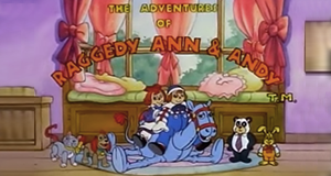 The Adventures of Raggedy Ann and Andy – Bild: CBS