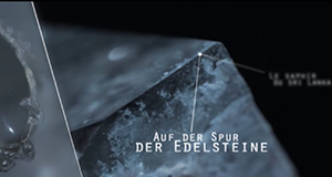 Auf der Spur der Edelsteine – Bild: arte/Scientifilms