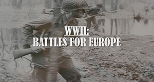 Der Zweite Weltkrieg – Schlacht um Europa – Bild: ZDF Enterprises/Screenshot