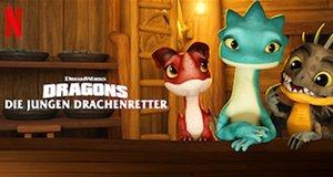 Dragons – Die jungen Drachenretter – Bild: Netflix/Dreamworks