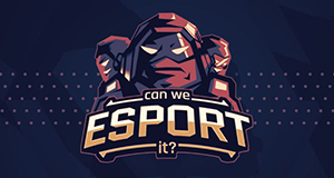 Can We Esport It? – Bild: Rocket Beans TV