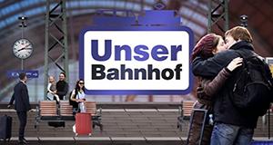 Unser Bahnhof – Bild: Kabel Eins