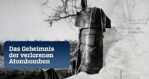 Das Geheimnis der verlorenen Atombomben – Bild: ZDF und Cinétévé