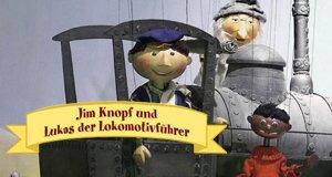 Jim Knopf und Lukas der Lokomotivführer – Bild: Augsburger Puppenkiste