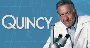Quincy – Bild: NBC