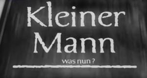 Kleiner Mann - was nun? – Bild: DRA
