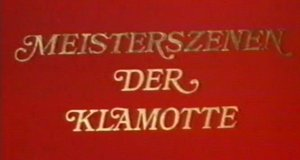 Meisterszenen der Klamotte – Bild: ZDF