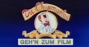 Die Chipmunks geh'n zum Film