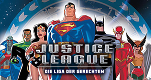 Die Liga der Gerechten – Bild: Cartoon Network