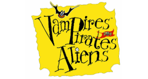 Vampire, Piraten, Aliens – Bild: KiKA