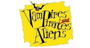 Vampire, Piraten, Aliens – Bild: KiKA