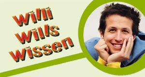 Willi wills wissen – Bild: Alive