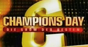 Champions Day – Die Show der Besten – Bild: Sat.1