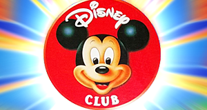Disney Club – Bild: Buena Vista International Television, Süddeutscher Rundfunk (SDR)
