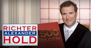 Richter Alexander Hold – Bild: SAT.1