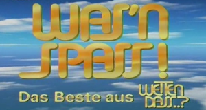 Was'n Spaß – Bild: ZDF