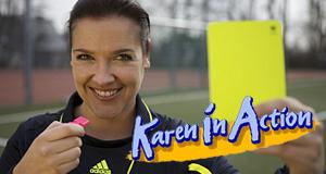 Karen in Action – Bild: ARD