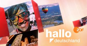 hallo deutschland – Bild: ZDF