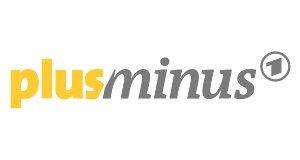 Plusminus – Bild: ARD/ARD-Design.de