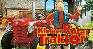 Kleiner Roter Traktor – Bild: CBeebies