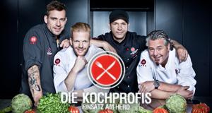 Die Kochprofis – Bild: RTL II
